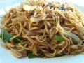 Healthy Baked Chicken Chow Mein