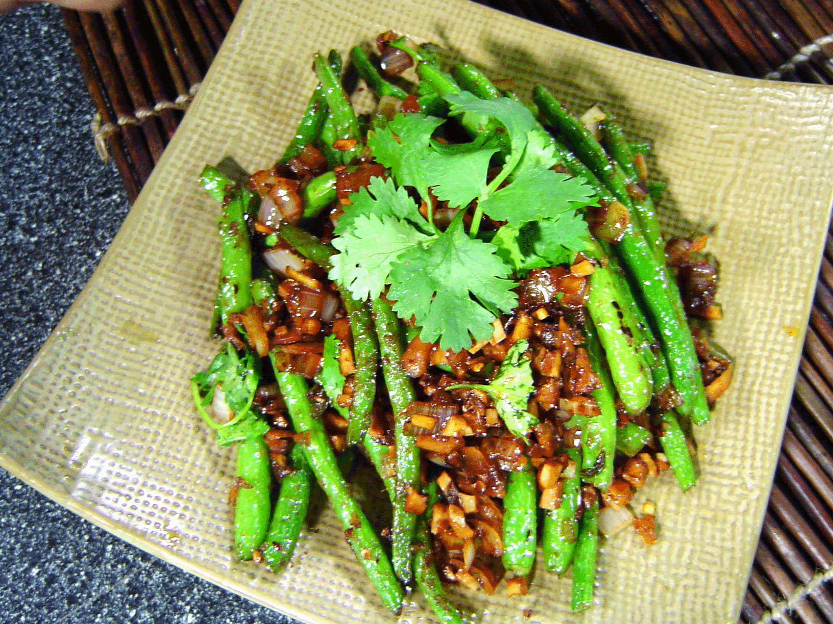 Chinese Green Beans