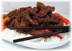 Ginger Beef - Take Out or Restaurant Style