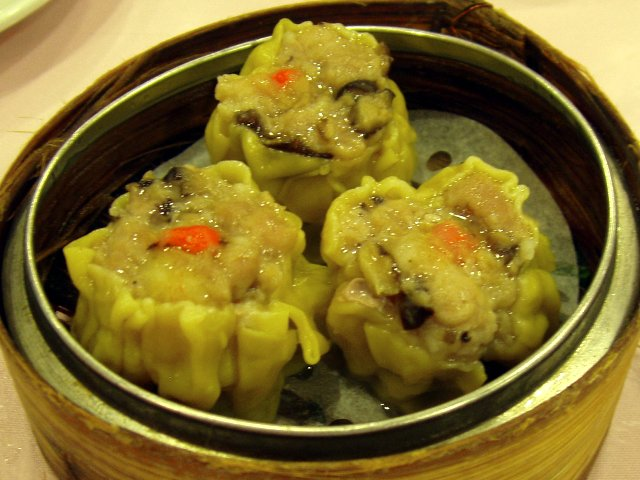 Siu Mai Dumplings With Pork and Shrimp