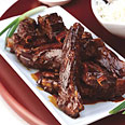 Vegetarian Sweet and Sour Spareribs