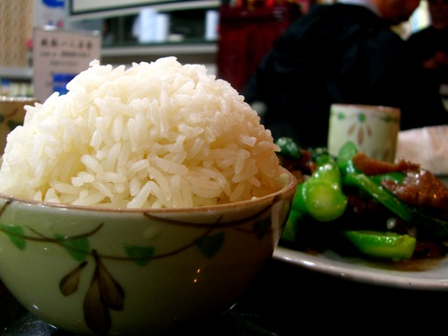 Bowl of Delicious Rice